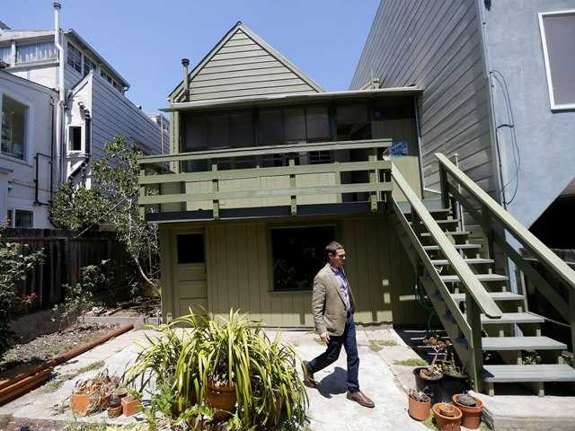 In the souped-up world of San Francisco real estate a $1 million will barely cover the cost of an 800-square-foot starter home that needs work and may or may not include private parking.