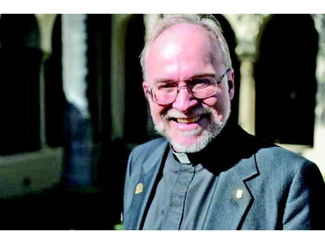 Monsignor Craig Cox is excited to return to a role directly serving a parish and ministering to people daily.