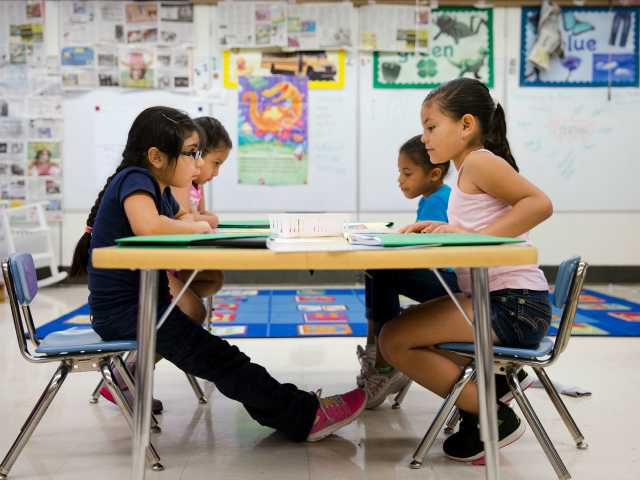 White students to no longer be majority at school