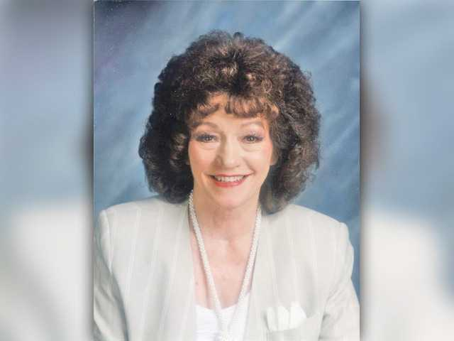 Connie Worden-Roberts in an undated photo. Photo courtesy of Leon Worden