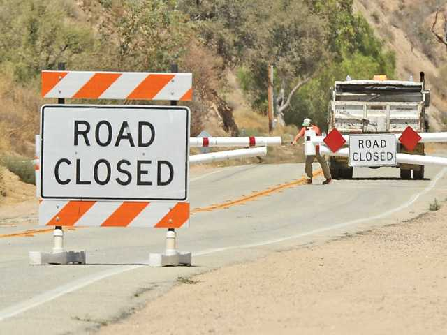Insult to injury: Bouquet Canyon gates closed for 5 days