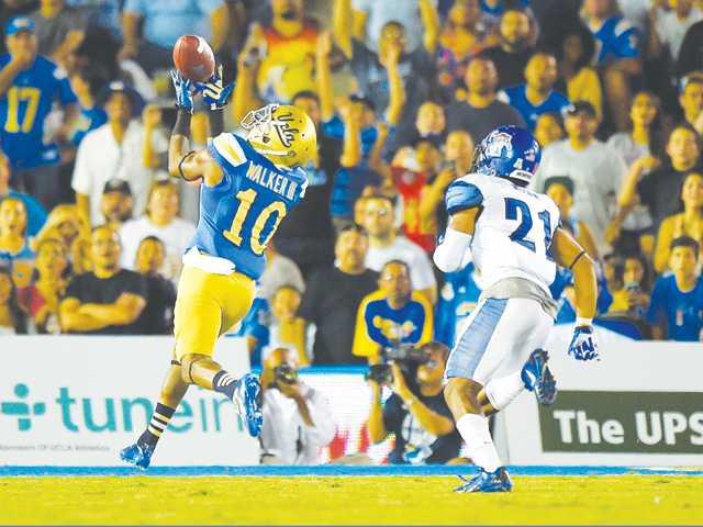 No. 11 UCLA survives Memphis