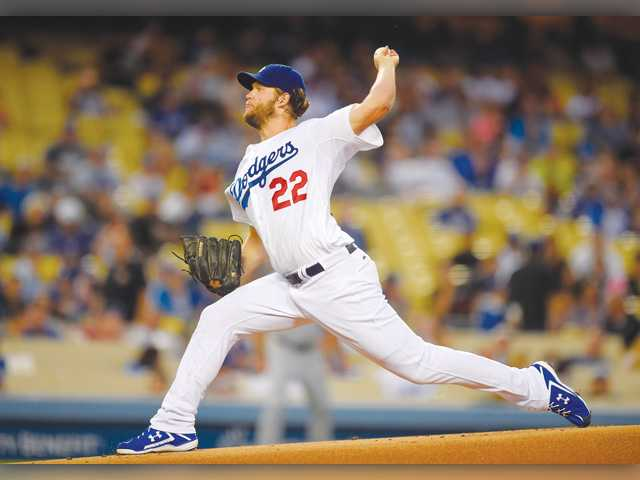 Kershaw breezes to 18th win, Dodgers beat Padres