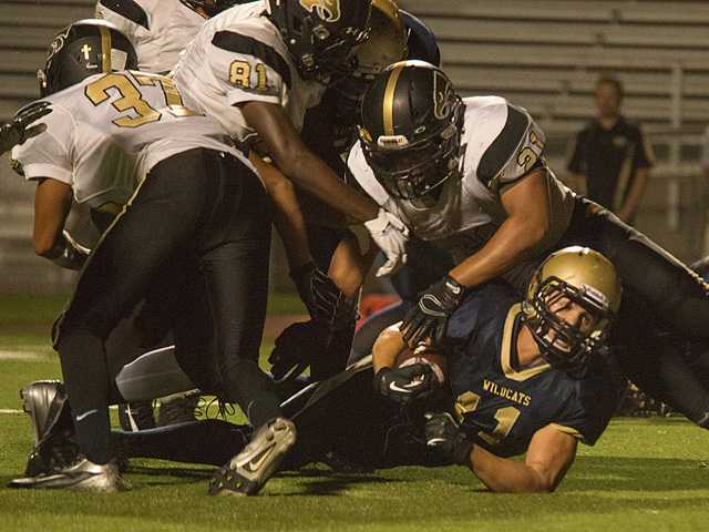 New QB leads West Ranch football to win
