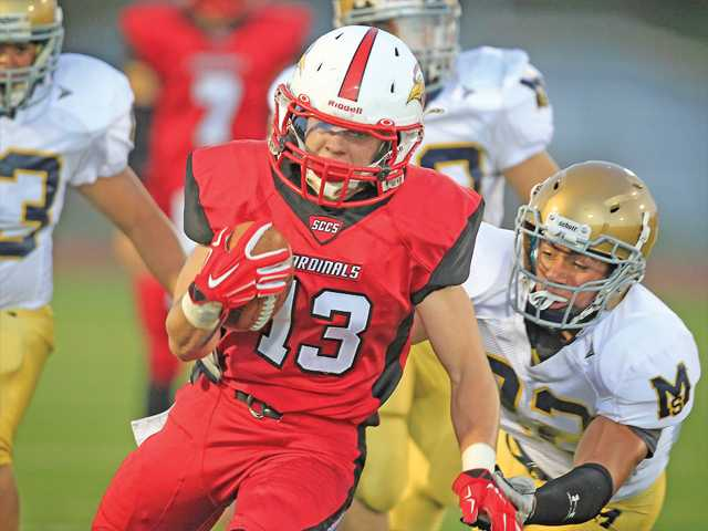 SCCS's blocked kick scores it a win