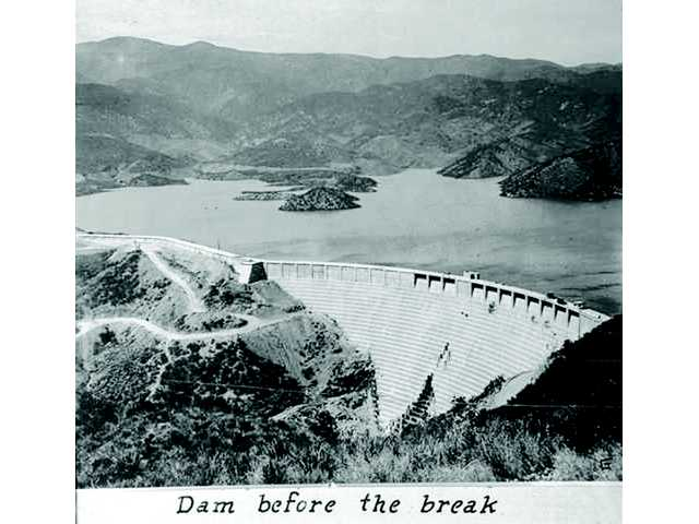 Letter-writing campaign aims to memorialize St. Francis Dam site