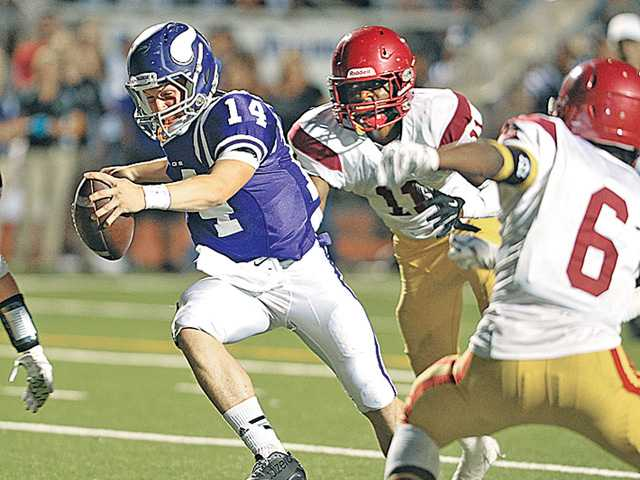 Valencia runs away from Highland