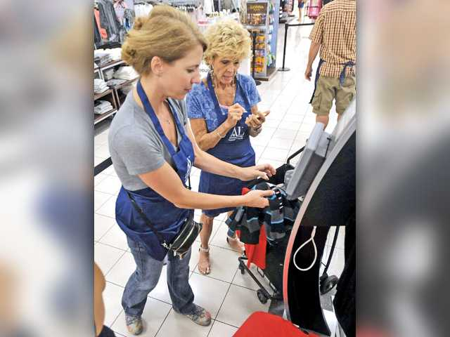 Assistance League's Operation School Bell provides back-to-school shopping opportunity