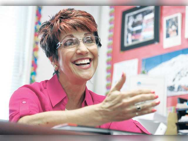 Hart district's teacher of the year