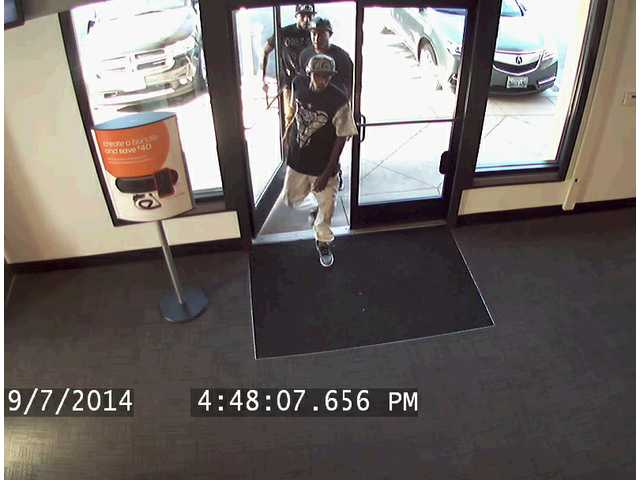 Sheriff's investigators seek public's help in IDing burglary suspects