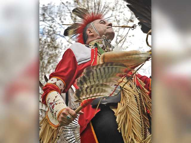 Native American dances on display at local Pow Wow