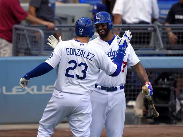Dodgers beat Rockies to cap regular season