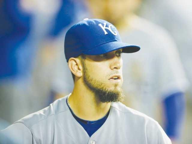 James Shields to start against A's in wild-card playoff game