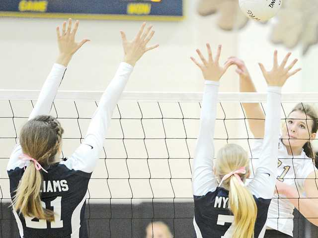 2014 Foothill League Girls Volleyball Preview