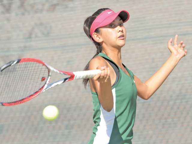 Foothill League tennis roundup: West Ranch takes care of business