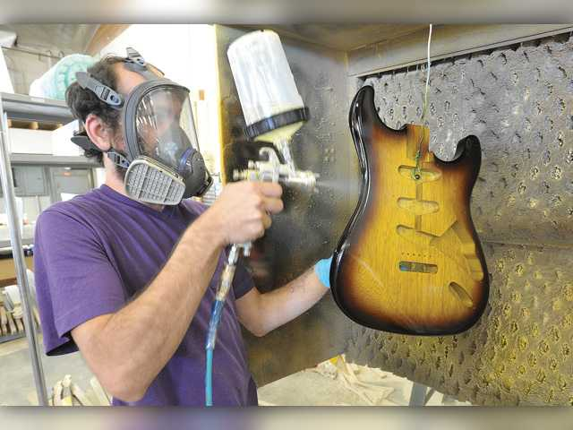 Vintage Classic Guitars Handmade in Santa Clarita