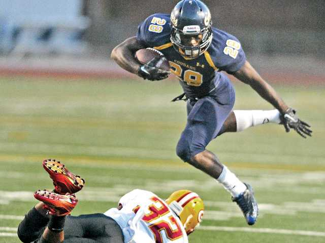 COC football can't cash in on chances