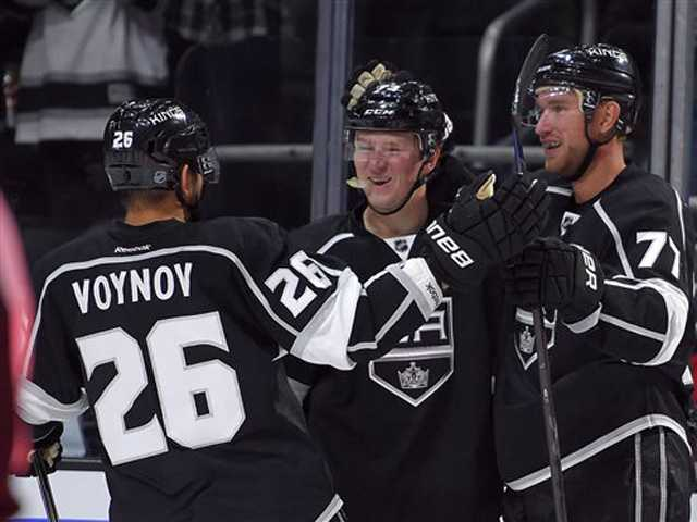 Kings beat Jets for first win of season
