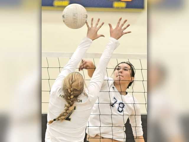 Foothill volleyball roundup: Saugus stays steady in win