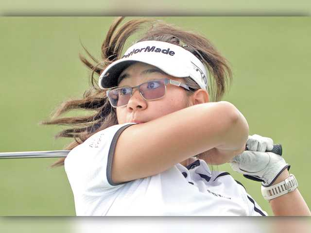 Pierre wins Foothill girls golf title; West Ranch team champions