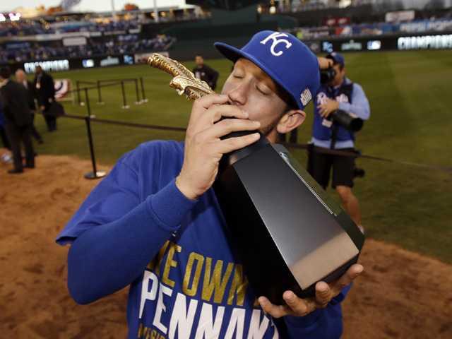 Hart High grad, Royals advance to World Series