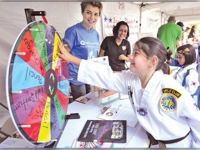 SCV Chamber's Expo event draws hundreds