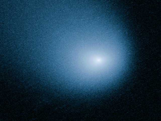 Comet heading for rendezvous with Mars