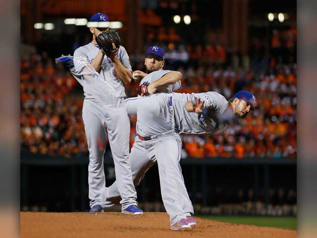 SCV's James Shields ready for World Series start