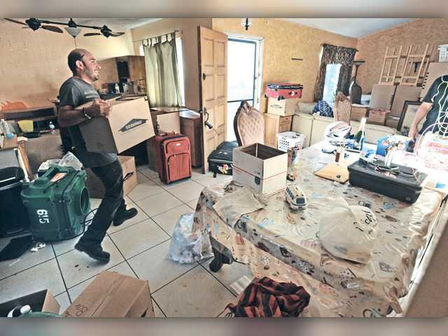 Nine Saugus households displaced by flooding