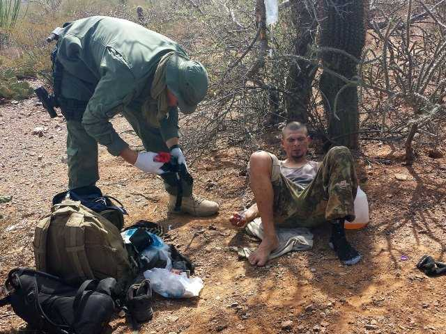 Border deaths drop to 15-year low