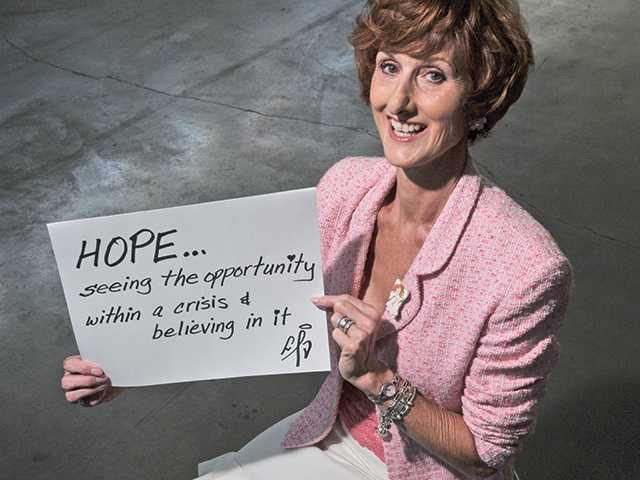 Harnessing hope: Beauty in the battle against breast cancer