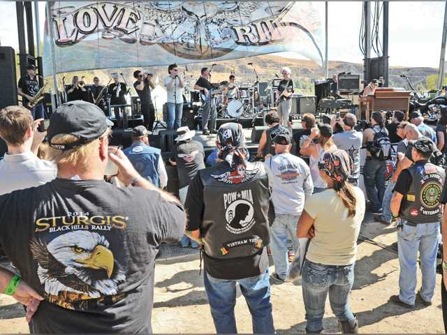 Love Ride 31 draws crowd of motorcyclists to Castaic