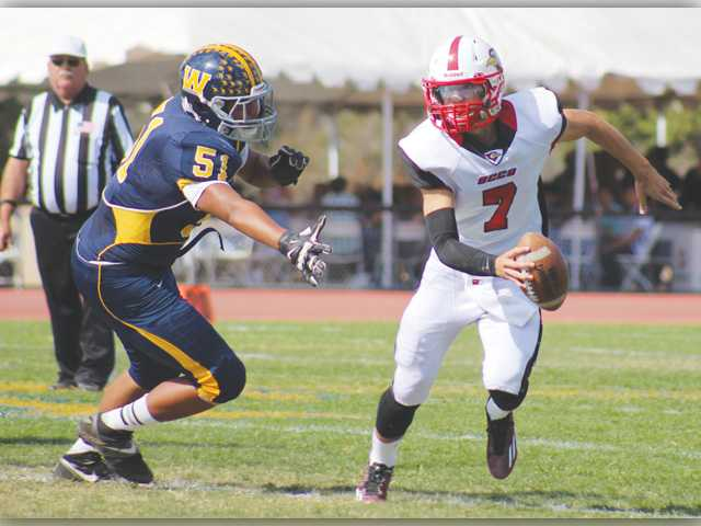 SCCS hurts itself in loss to Webb Schools