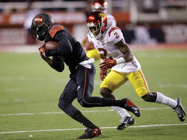 No. 19 Utah stuns USC in final seconds