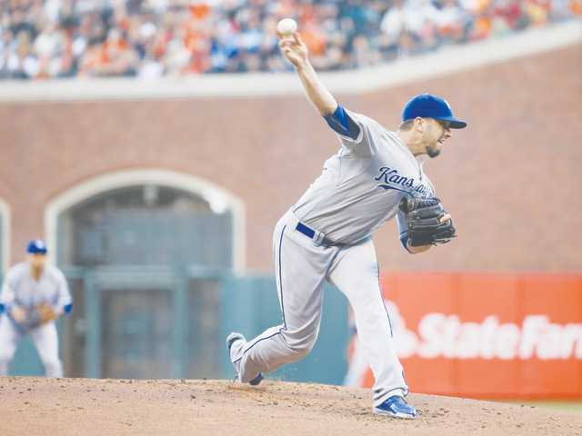 James Shields' strong outing not enough in Game 5