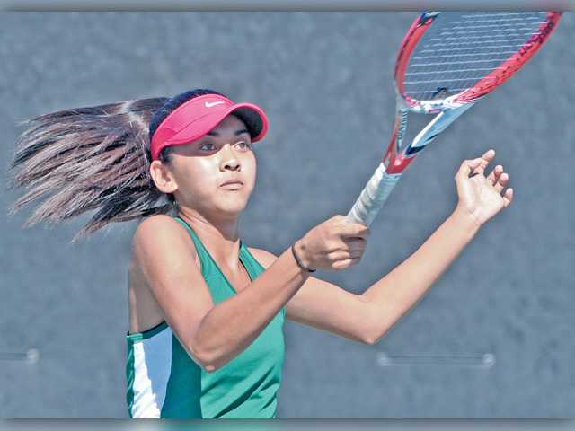 Foothill tennis prelims give us final fours