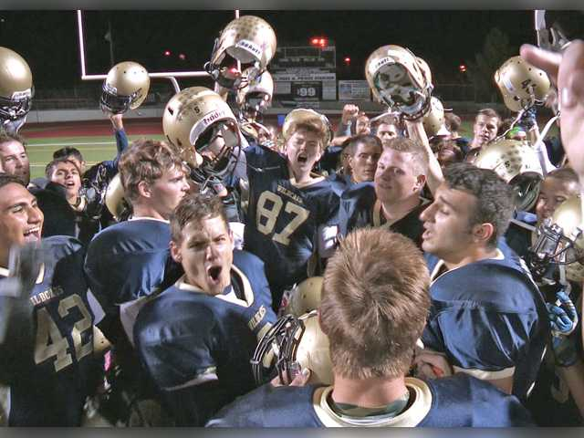 West Ranch gets past Golden Valley in wild game