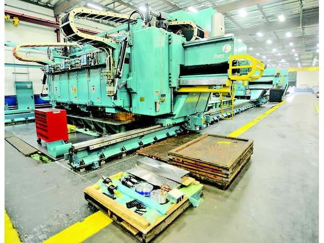 ADI prepares for milling machines