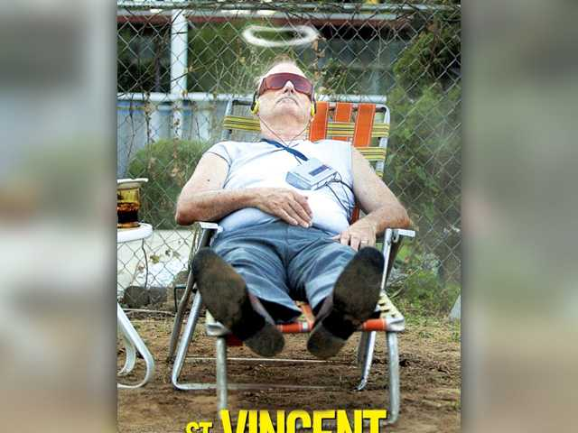 Bill Murray shines as 'St. Vincent'
