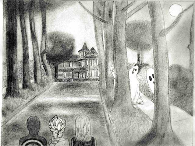 The Ghostly House of Hollow Brook Grove: Part Two