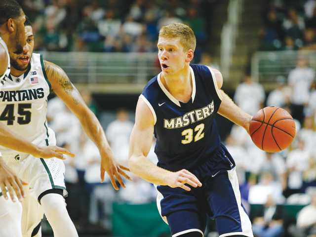 The Master's College faces Michigan State in memorable matchup