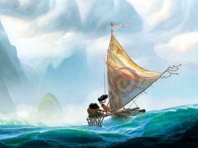 Disney's Polynesian princess movie from 'Little Mermaid' directors arriving sooner than expected