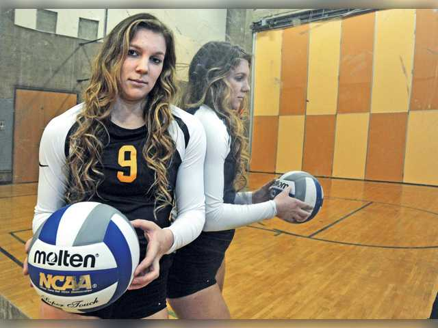 Serena LeDuff re-ignites her volleyball career
