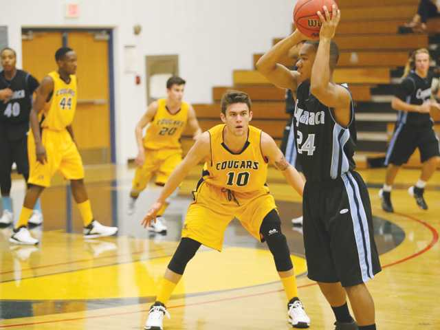 COC Insider: Cougars tip off 2014-15 hoops season