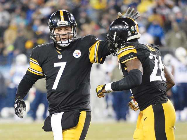 Steelers rally from 11 down, beat Titans