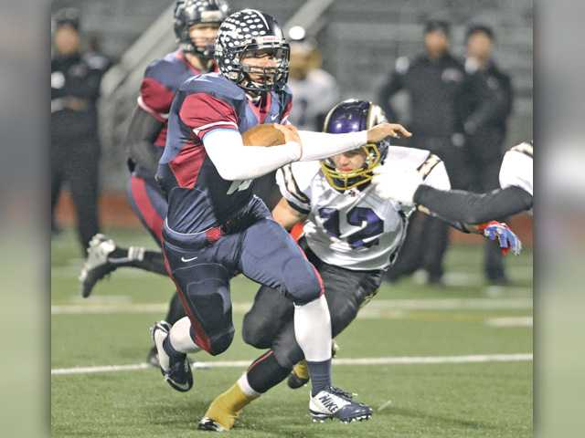 Trinity's playoff run gets interrupted