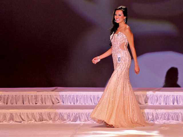 West Ranch graduate wins  Miss Young Philippines USA