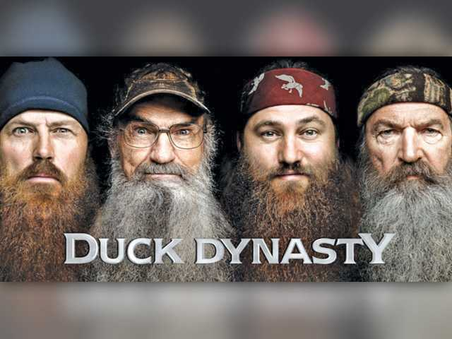 Make way for a new family act in Vegas: the Duck Dynasty musical