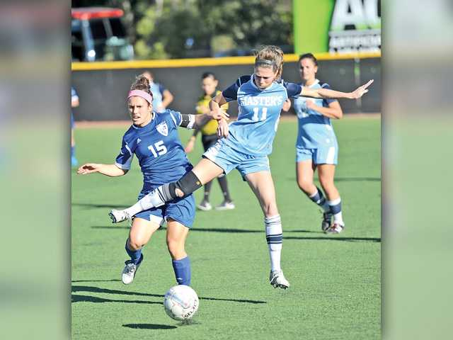 TMC women's soccer moves on to final 16