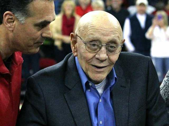 Tarkanian remains hospitalized in Las Vegas